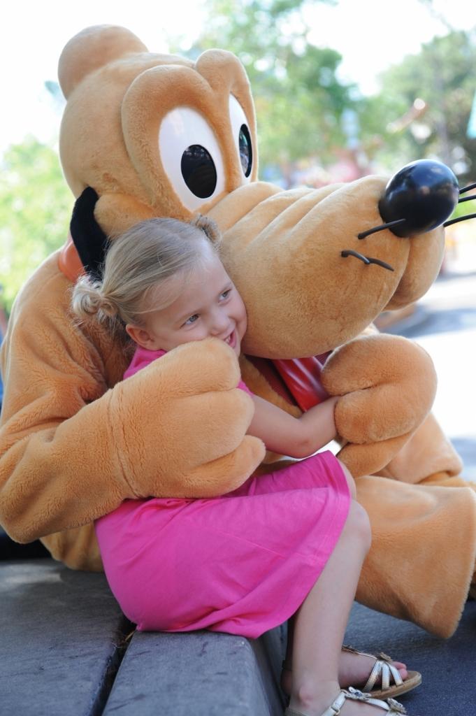 Characters at Disneyland® Resort