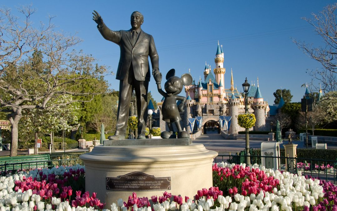 A Short Biography of the Disney Brothers