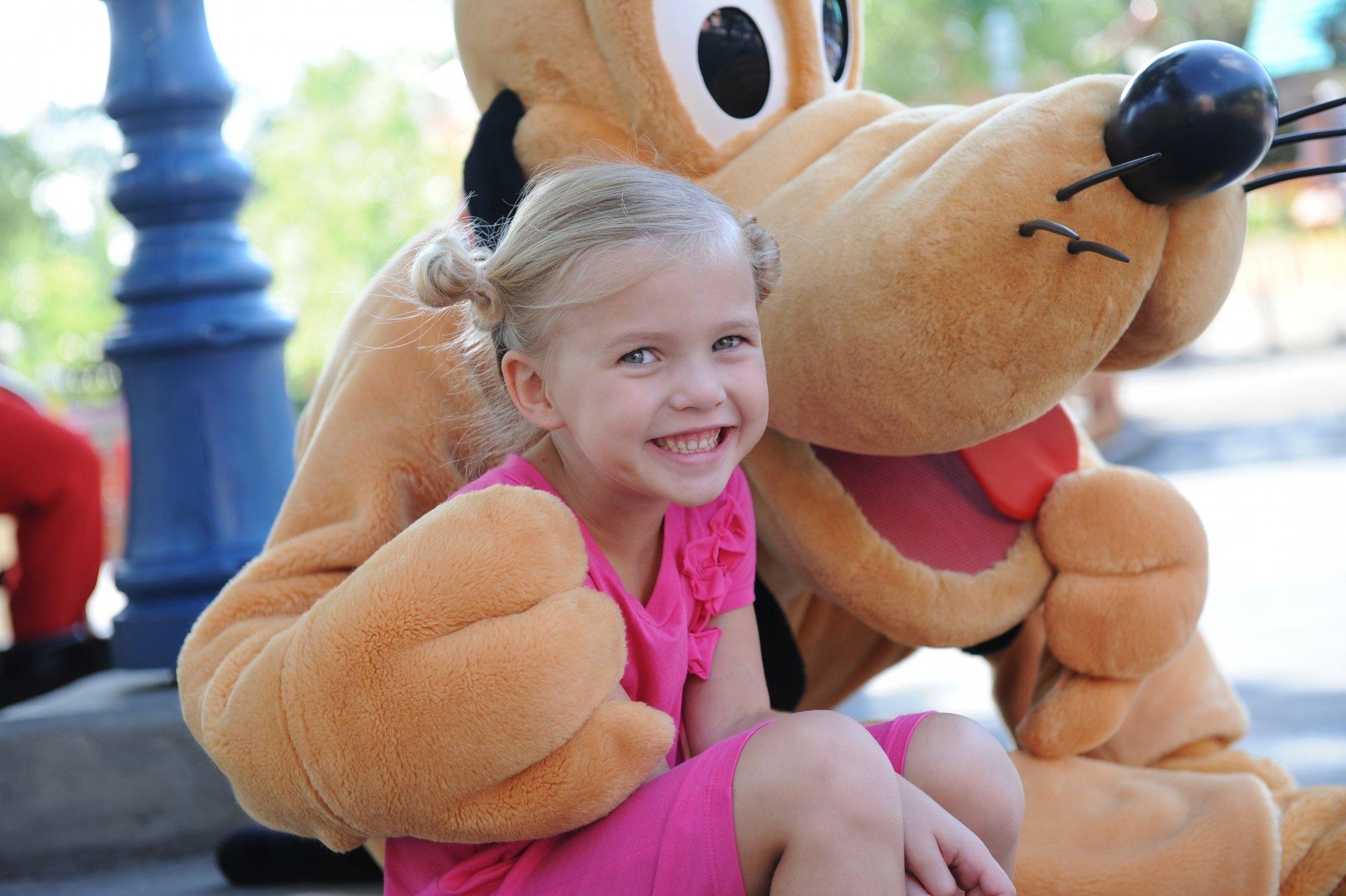 Disneyland® Resort for a family