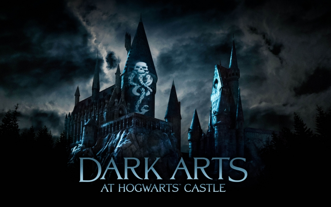 New Magic at the Wizarding World of Harry Potter™ and the Exciting Dark Arts at Hogwarts™ Castle Experience