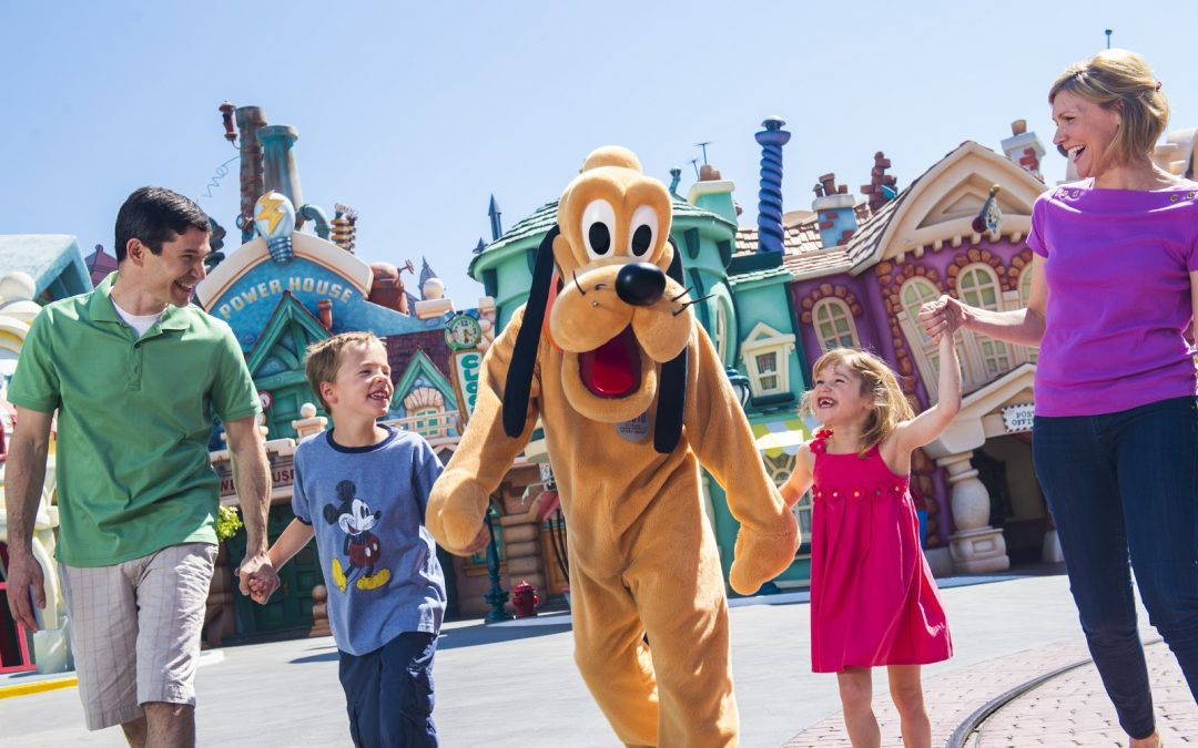 7 Best Disneyland® Resort Rides for Young Kids