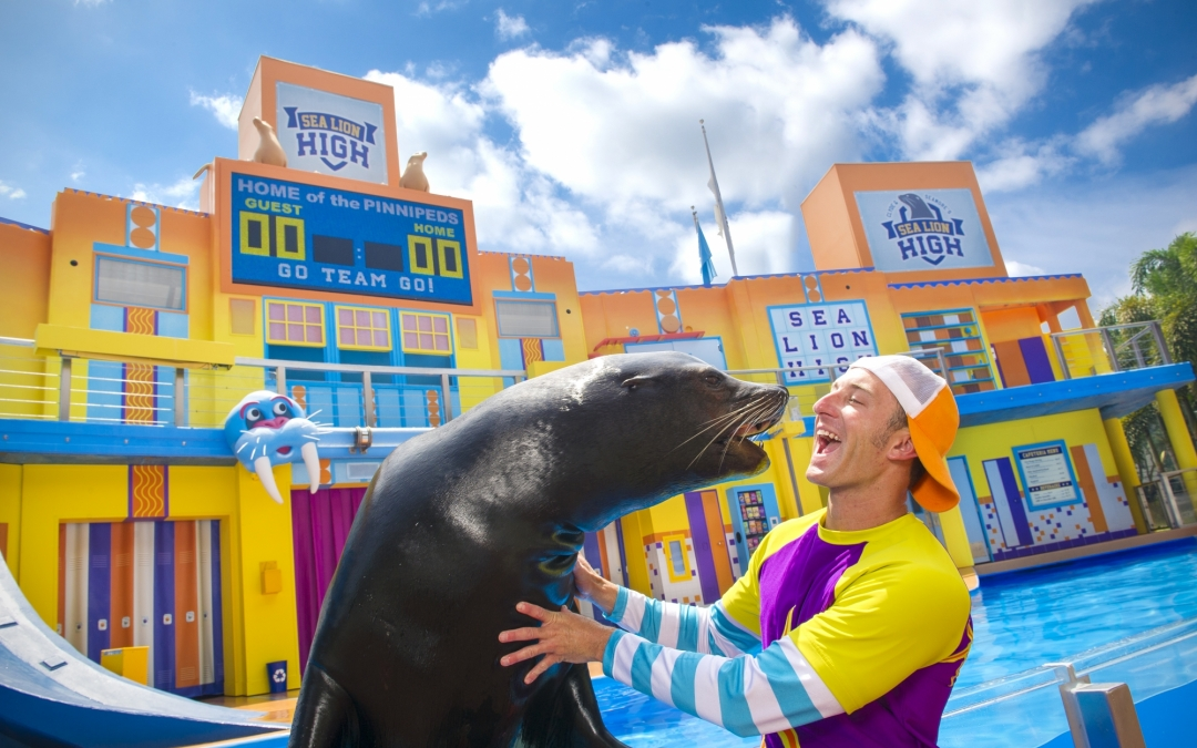 5 Animal Tours Available at Seaworld® Orlando