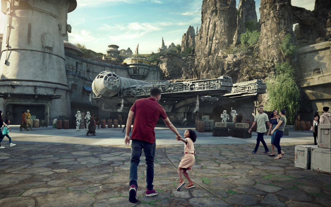 All You Need to Know About the New Star Wars: Galaxy's Edge