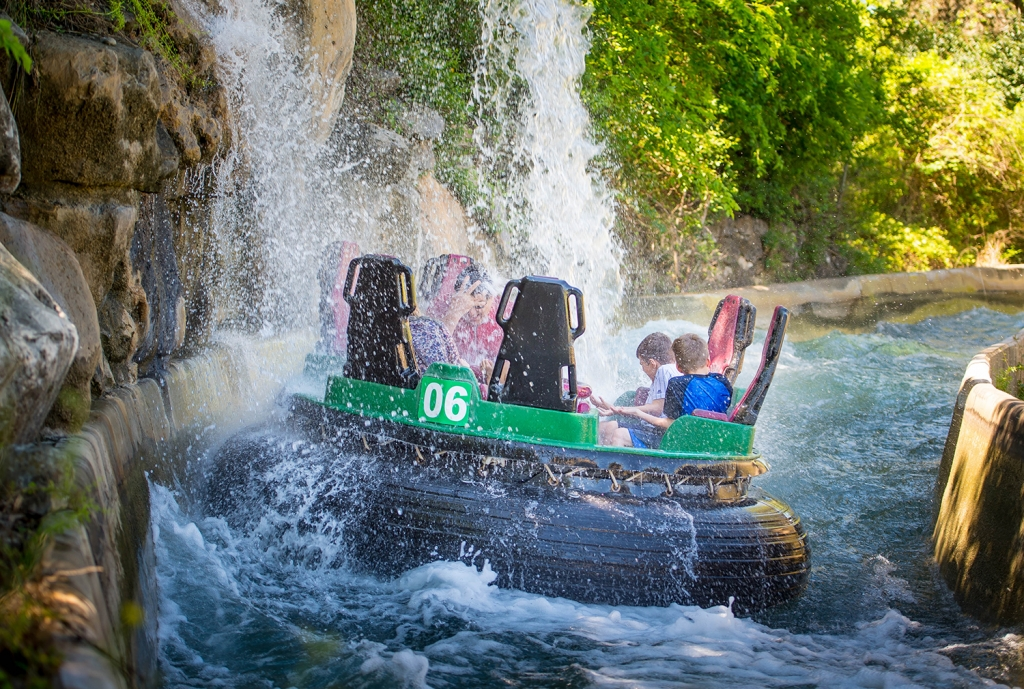 SeaWorld® San Antonio Ride