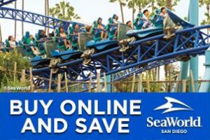 Seaworld San Diego Ticket Deals Ares Travel