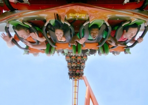 Six Flags Vacation Family Packages