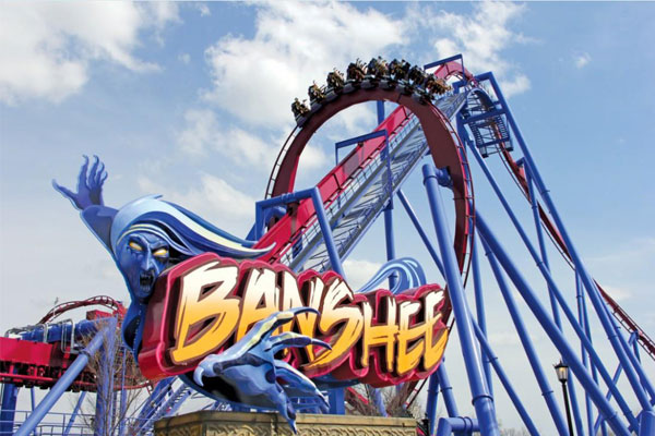 Kings Island Vacation Deals