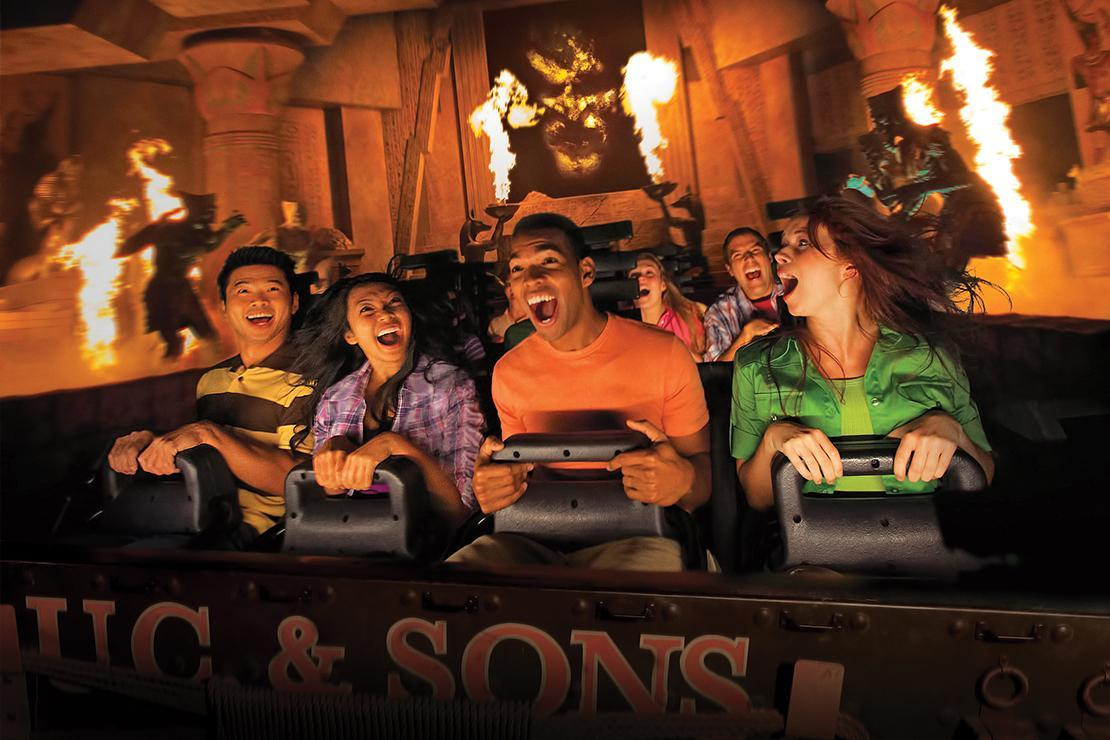 Universal Studios Hollywood Resort Packages