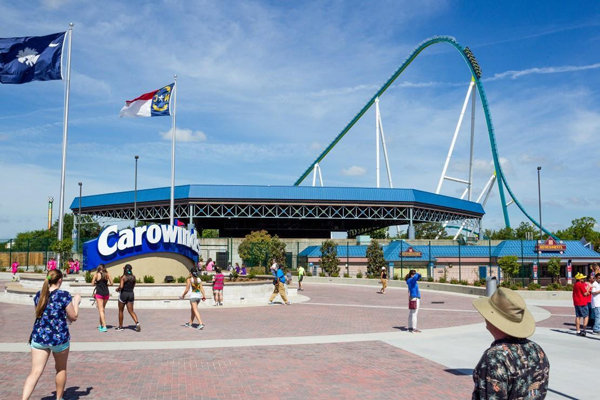 Carowinds Package Discount