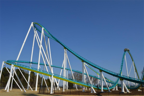 flagship roller coaster
