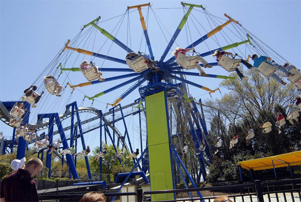 Carowinds Family Vacation Package