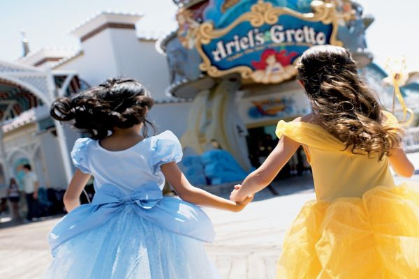 Disneyland® Resort California Tickets On Sale