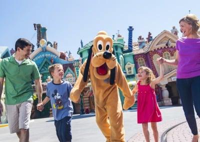 Visiting Disneyland ® Resort