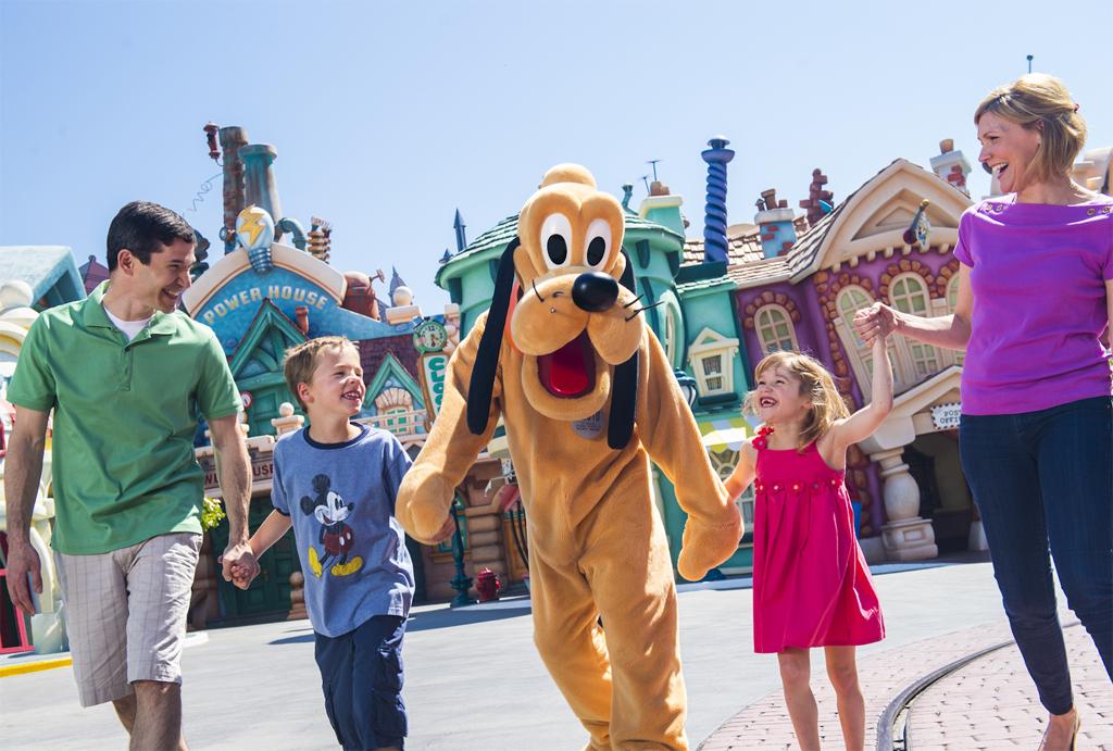 Disneyland® Resort's Birthday