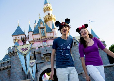 Disneyland® Resort and Universal Studios Hollywood™
