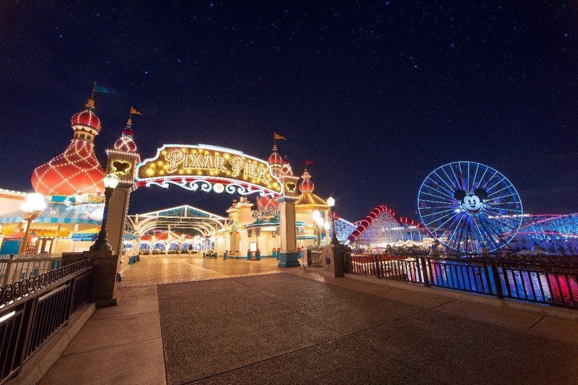 Disneyland® Railroad