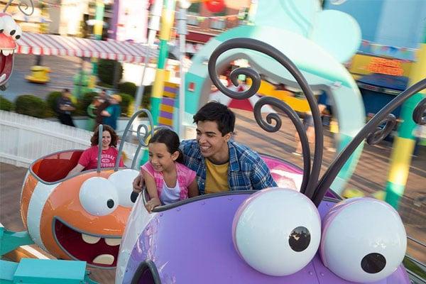 Universal Studios Hollywood™ Theme Park Tickets