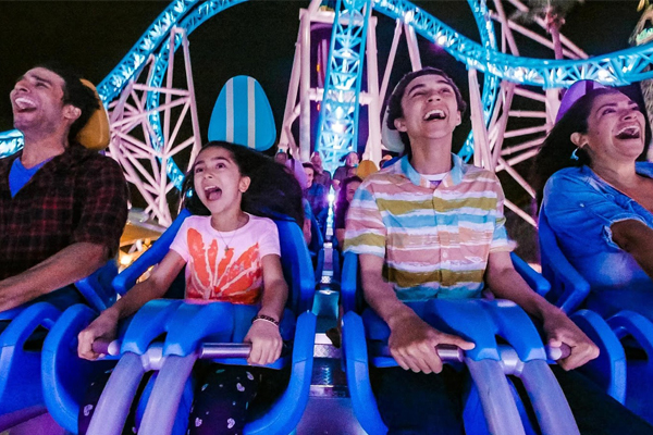 Knotts Berry Farm Family Packages