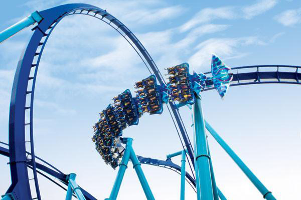 The Top 8 Rides at the SeaWorld Parks Around the Country