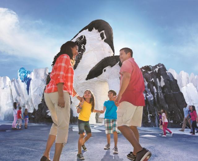 Theme Parks of SeaWorld Orlando