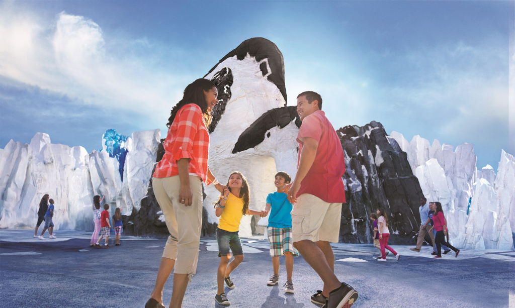 What Theme Parks Are Near SeaWorld Orlando?
