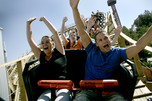 Discount for Six Flags Magic Mountain Tickets