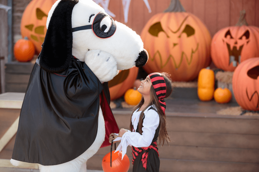 Knott's Scary Farm's giant Halloween spectacle