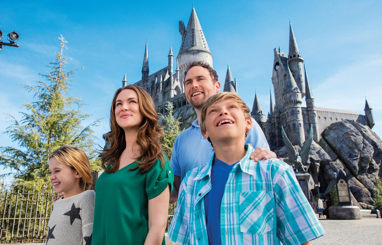 Universal Studios Hollywood™ and SeaWorld Vacation Packages