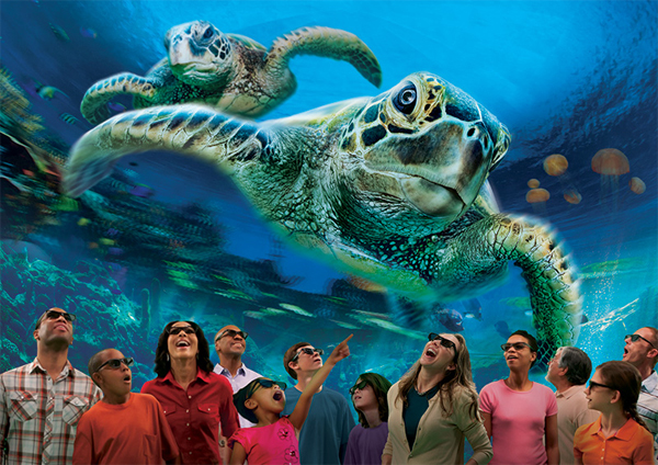 TurtleTrek attraction