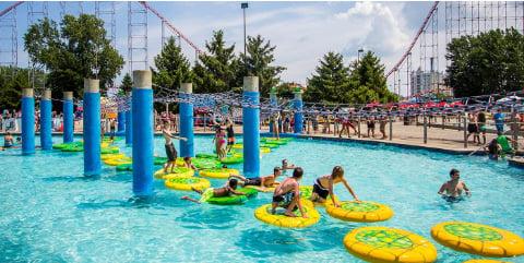 Cedar Point Ticket